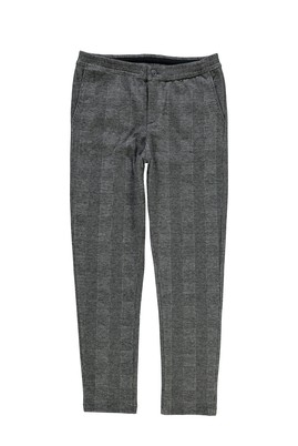 Erkek Giyim - Siyah M Beden Slim Fit Jogger Pantolon