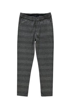 Erkek Giyim - ORTA ANTRASİT L Beden Slim Fit Jogger Pantolon
