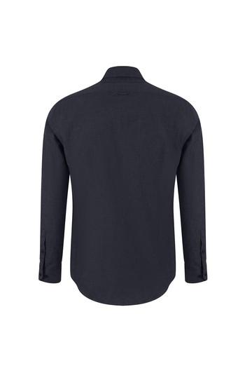 Erkek Giyim - Uzun Kol Regular Fit Oduncu Gömlek