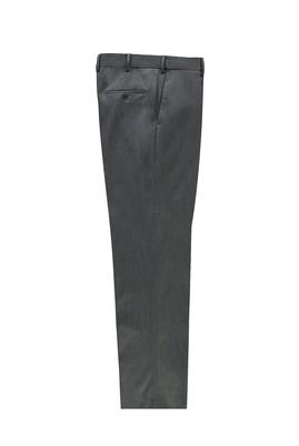 Erkek Giyim - ORTA FÜME 46 Beden Slim Fit Klasik Pantolon