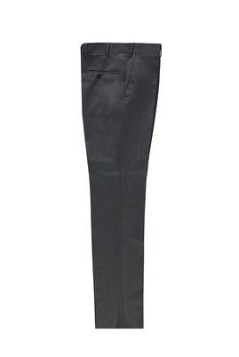 Erkek Giyim - MARENGO 52 Beden Slim Fit Kuşgözü Klasik Pantolon