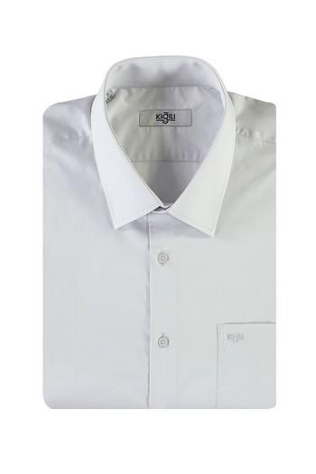 Erkek Giyim - Uzun Kol Regular Fit Coolmax Gömlek