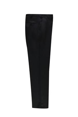 Erkek Giyim - SİYAH 54 Beden Yünlü Klasik Pantolon