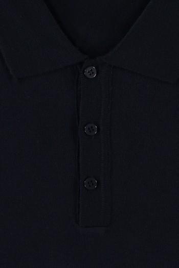 Erkek Giyim - King Size Polo Yaka Triko Kazak