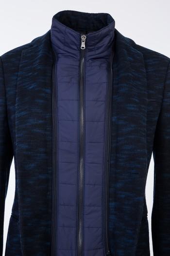 Erkek Giyim - Dik Yaka Ceket
