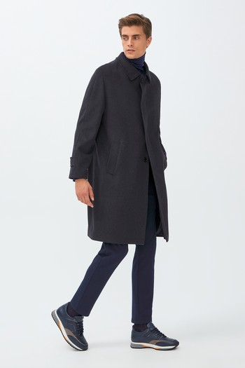 Erkek Giyim - Kış Kombini 12