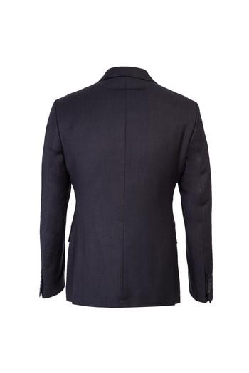 Erkek Giyim - Slim Fit Kruvaze Takım Elbise