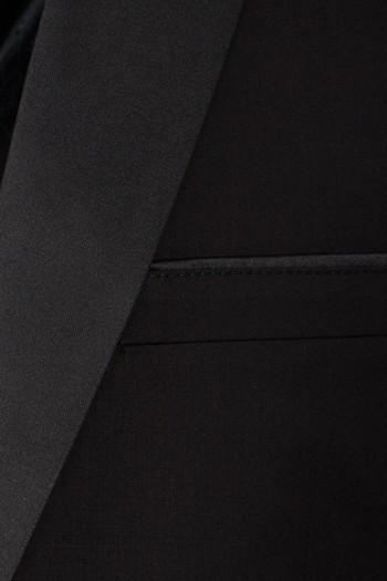 Erkek Giyim - Slim Fit Mono Yaka Smokin / Damatlık & Set