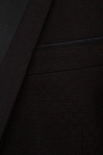 Erkek Giyim - Slim Fit Sivri Yaka Smokin / Damatlık & Set
