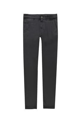 Erkek Giyim - ORTA GRİ 48 Beden Kuşgözü Spor Pantolon