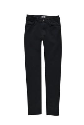 Erkek Giyim - SİYAH 48 Beden Denim Pantolon
