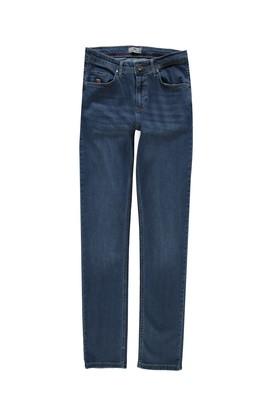 Erkek Giyim - GÖK MAVİSİ 48 Beden Denim Pantolon