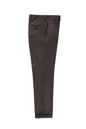 Erkek Giyim - Desenli Klasik Pantolon