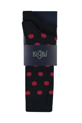 Erkek Giyim - MELON 39-41 Beden 2'li Desenli Çorap