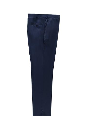 Erkek Giyim - Kuşgözü Klasik Yünlü Pantolon