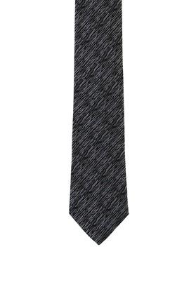 Erkek Giyim - BULUT GRİ 165 Beden Desenli Kravat