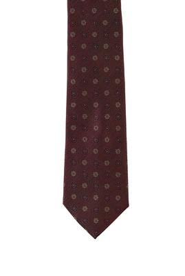 Erkek Giyim - ÇAĞLA YEŞİLİ  Beden Desenli Kravat