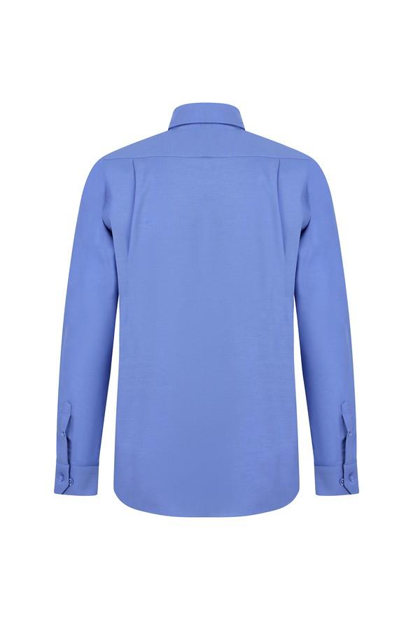 Uzun Kol Oxford Klasik Gömlek