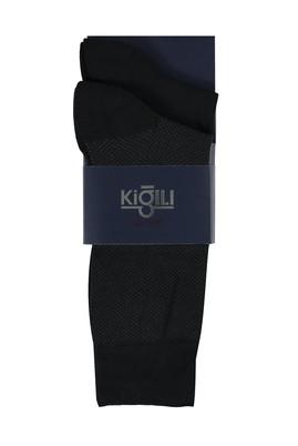 Erkek Giyim - ORTA FÜME 39-41 Beden 2'lİ Bambu Çorap
