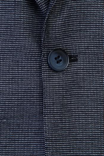 Erkek Giyim - Kuşgözü Slim Fit Takım Elbise