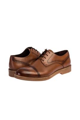 Erkek Giyim - TABA 44 Beden Bağcıklı Klasik Ayakkabı
