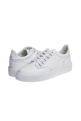 Erkek Giyim - BEYAZ 40 Beden Sneaker Ayakkabı