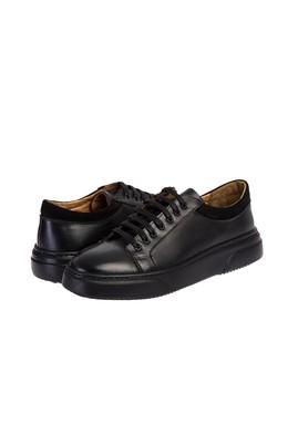 Erkek Giyim - SİYAH 42 Beden Sneaker Ayakkabı