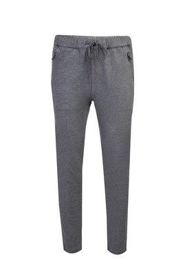 Erkek Giyim - SİYAH XL Beden Slim Fit Jogger Pantolon