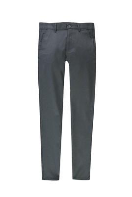 Erkek Giyim - KOYU FÜME 48 Beden Kuşgözü Spor Pantolon
