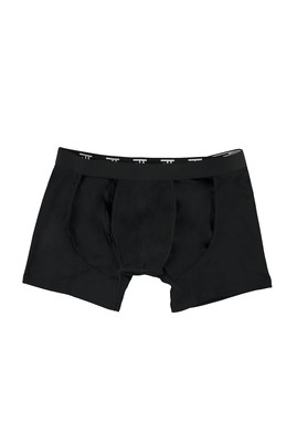 Erkek Giyim - SİYAH L Beden Gömlek Tutucu Boxer