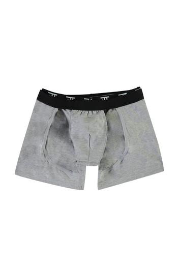 Erkek Giyim - Gömlek Tutucu Boxer