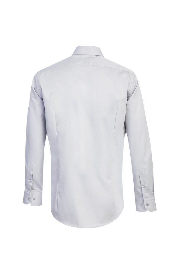 Uzun Kol Slim Fit Non Iron Gömlek