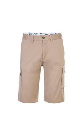 Erkek Giyim - BEJ 48 Beden Spor Bermuda Şort