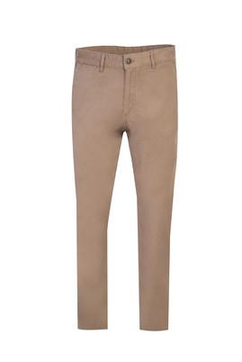 Erkek Giyim - KOYU BEJ 52 Beden Spor Pantolon