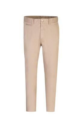 Erkek Giyim - KOYU BEJ 50 Beden Spor Pantolon