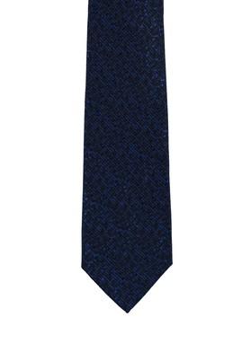 Erkek Giyim - MAVİ  Beden Desenli Kravat