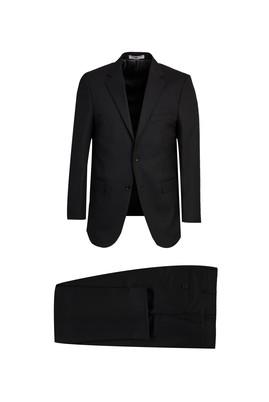 Erkek Giyim - SİYAH 48 Beden Slim Fit Takım Elbise