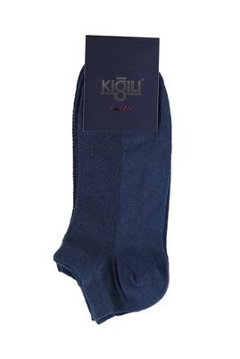 Erkek Giyim - İNDİGO 42-45 Beden 2'li Spor Çorap