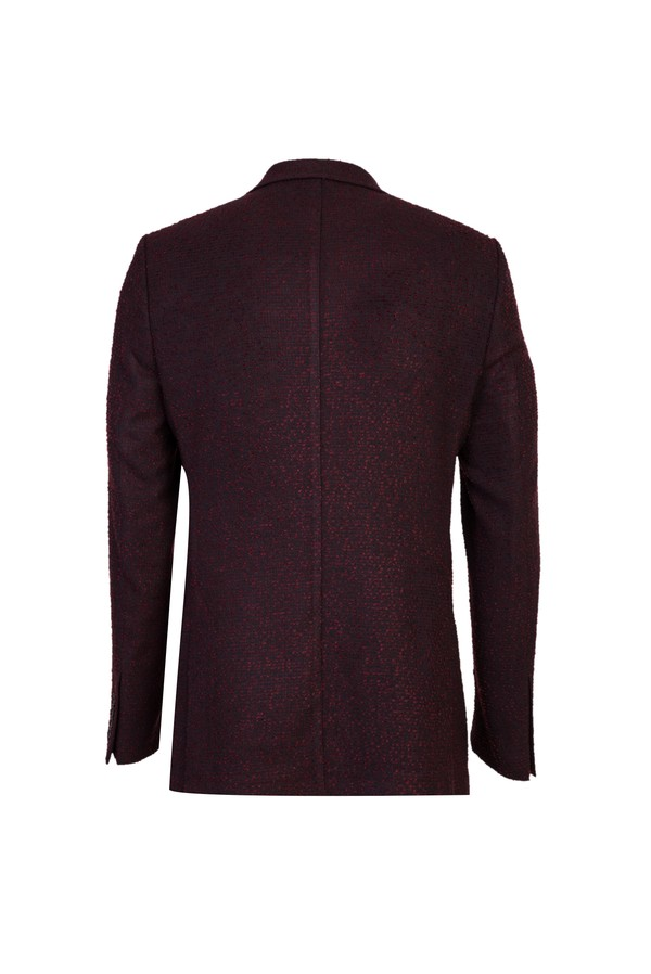 Regular Fit Kuşgözü Ceket