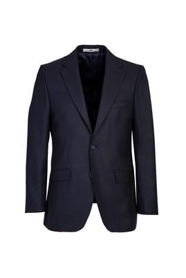 Erkek Giyim - KOYU LACİVERT LOT2 60 Beden Kuşgözü Klasik Ceket