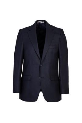 Erkek Giyim - KOYU LACİVERT LOT1 52 Beden Kuşgözü Klasik Ceket