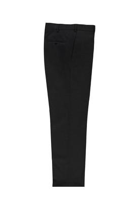 Erkek Giyim - KOYU ANTRASİT 56 Beden Klasik Pantolon