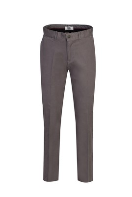 Erkek Giyim - ORTA GRİ 46 Beden Slim Fit Spor Pantolon