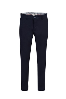 Erkek Giyim - ORTA LACİVERT 46 Beden Spor Pantolon
