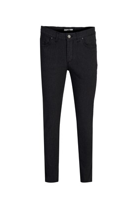 Erkek Giyim - SİYAH 44 Beden Denim Pantolon
