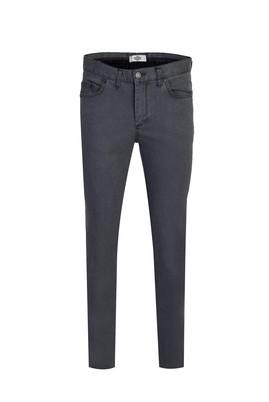 Erkek Giyim - ORTA ANTRASİT 44 Beden Denim Pantolon
