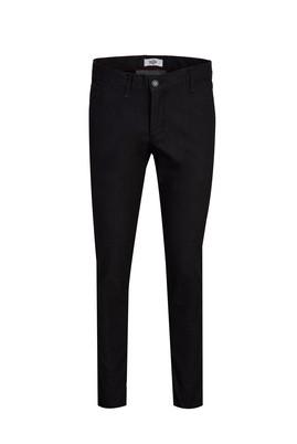 Erkek Giyim - SİYAH 52 Beden Kuşgözü Spor Pantolon