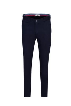 Erkek Giyim - KOYU LACİVERT 54 Beden Spor Pantolon