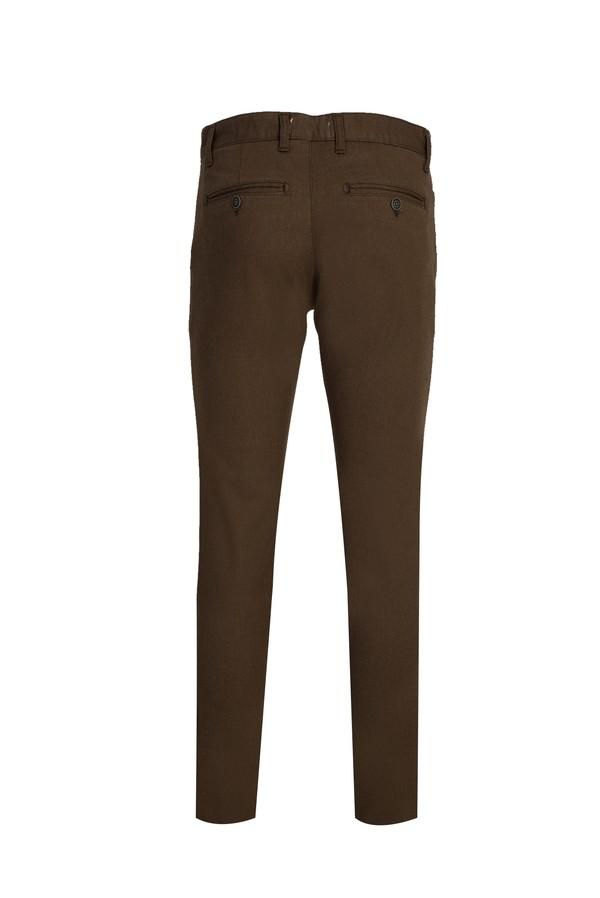 Slim Fit Kuşgözü Spor Pantolon