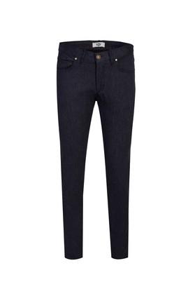 Erkek Giyim - ORTA ANTRASİT 46 Beden Denim Pantolon